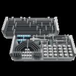 Smartes Instrumenten- und Fixateurtray