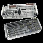 Fixateur- und Instrumententray